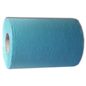 Ręcznik papierowy 19x14cm zielony